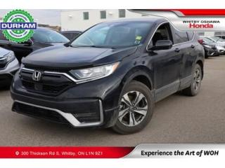 Used 2020 Honda CR-V LX 2WD for sale in Whitby, ON