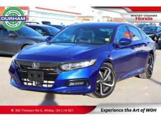 Used 2019 Honda Accord Sport | CVT for sale in Whitby, ON