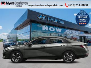 New 2021 Hyundai Elantra - $137 B/W for sale in Nepean, ON