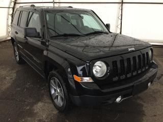 Used 2016 Jeep Patriot Sport/North HIGH ALTITUDE EDITION, SUNROOF, LEATHER HEATED SEATING, POWER DRIVERS SEAT for sale in Ottawa, ON