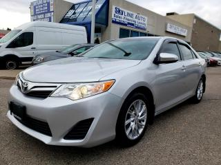 Used 2014 Toyota Camry LE SUNROOF|CAMERA|ALLOYS|REMOTE STARTER for sale in Concord, ON