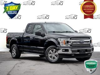 Used 2018 Ford F-150 XLT CLEAN CARFAX | TRAILER TOW PACKAGE | LOW KM'S for sale in St Catharines, ON