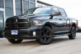 Used 2017 RAM 1500 ST EXPRESS PKG/4X4/RUNNING BOARDS/BACK UP CAM++ for sale in Chatham, ON