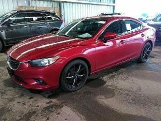 Used 2014 Mazda MAZDA6 GT for sale in Waterloo, ON