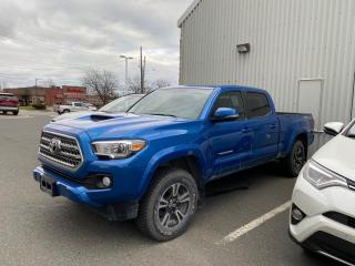 Used 2017 Toyota Tacoma SR5 DOUBLE CAB TRD SPORT UPGRADE! for sale in Cobourg, ON