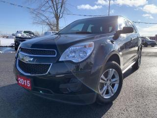 Used 2015 Chevrolet Equinox LS AWD for sale in Carleton Place, ON