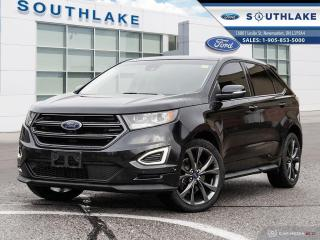 Used 2015 Ford Edge SPORT for sale in Newmarket, ON