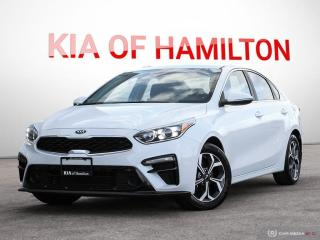 Used 2020 Kia Forte EX Blind Spot, Forward Collision & More! for sale in Hamilton, ON