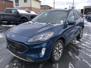 New 2020 Ford Escape Titanium for sale in Cornwall, ON