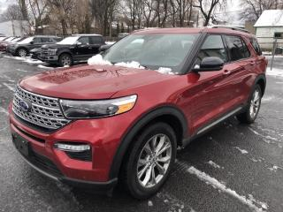 New 2020 Ford Explorer Limited LIMITED AWD for sale in Cornwall, ON