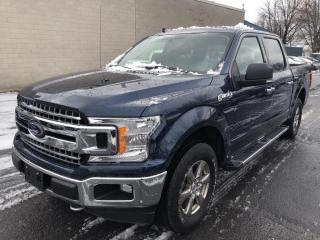 New 2020 Ford F-150 4X4 SUPERCREW XLT 2.7L 302A for sale in Cornwall, ON