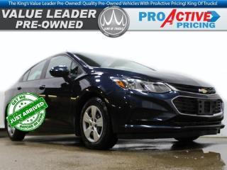 Used 2016 Chevrolet Cruze LS for sale in Virden, MB