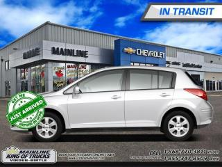 Used 2009 Nissan Versa for sale in Virden, MB