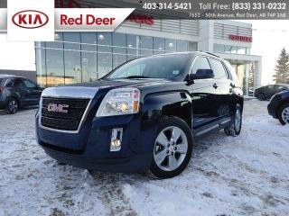 Used 2015 GMC Terrain SLT, AWD, Heated Front Seats, Backup Camera, Sunroof, Power Liftgate for sale in Red Deer, AB