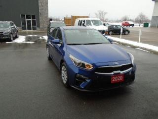 New 2020 Kia Forte LX - DEMO for sale in Owen Sound, ON