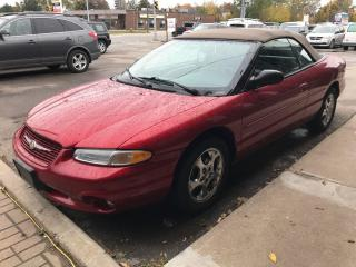 Used 2000 Chrysler Sebring JXI for sale in Mississauga, ON