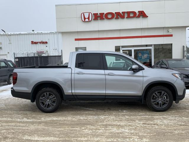 2019 Honda Ridgeline SPORT AWD V6 HEATED SEATS SUNROOF