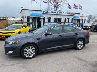Used 2014 Kia Optima EX for sale in Stoney Creek, ON