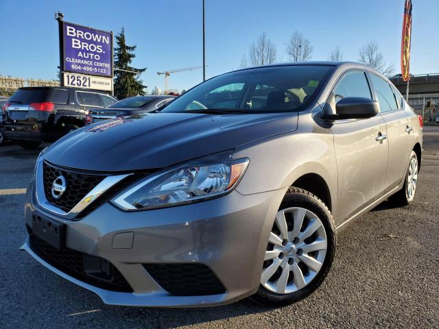 2019 Nissan Sentra SV, LOCAL, NO ACCIDENTS 1 OWNER