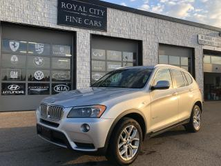 Used 2011 BMW X3 28i xDrive Tech/Sport/Premium Package for sale in Guelph, ON