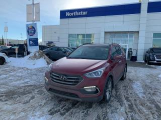 Used 2017 Hyundai Santa Fe Sport LTD NAV/LEATHER/PANOROOF/HEATEDSEATS/BACKUPCAM for sale in Edmonton, AB
