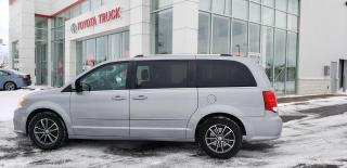 Used 2017 Dodge Grand Caravan SXT Premium Plus for sale in New Liskeard, ON