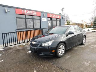 Used 2012 Chevrolet Cruze LT Turbo w/1SA|BLUETOOTH|AC for sale in St. Thomas, ON
