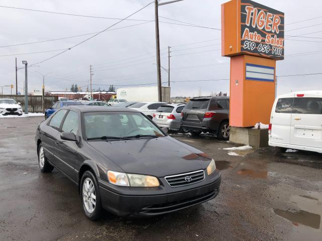 2001 Toyota Camry XLE**LEATHER**GOOD SHAPE**AS IS SPECIAL