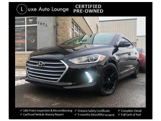 Used 2017 Hyundai Elantra GL, HEATED SEATS & STEERING WHEEL, BACK-UP CAMERA! for sale in Orleans, ON