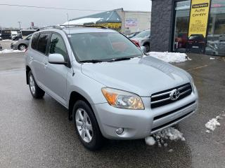 Used 2008 Toyota RAV4 Limited 4WD w/JBL/LUMBAR.SUPP/SUNROOF/SPORT.RIMS for sale in North York, ON