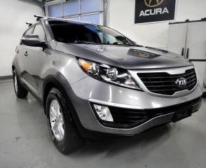 Used 2013 Kia Sportage LX MODEL,AWD, NO ACCIDENT for sale in North York, ON
