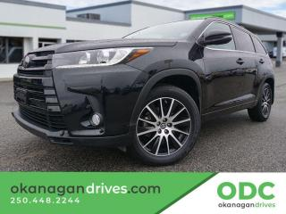 Used 2017 Toyota Highlander XLE for sale in Kelowna, BC