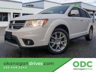 Used 2017 Dodge Journey SXT for sale in Kelowna, BC