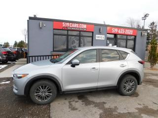 Used 2018 Mazda CX-5 GS | AWD | HEATED SEATS/WHEEL for sale in St. Thomas, ON