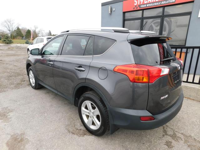 2013 Toyota RAV4 XLE | Sunroof | Bluetooth | Heated Seats