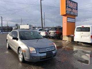 Used 2007 Ford Fusion SE**ONLY 148KMS**AUTO**4 CYLINDER**RUNS GREAT*CERT for sale in London, ON