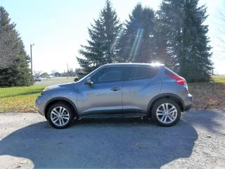 Used 2014 Nissan Juke SV AWD for sale in Thornton, ON