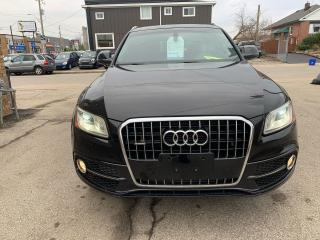 Used 2014 Audi Q5 2.0L Progressive **NAV**Sun roof** for sale in Hamilton, ON