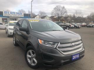 Used 2016 Ford Edge SE for sale in St Catharines, ON
