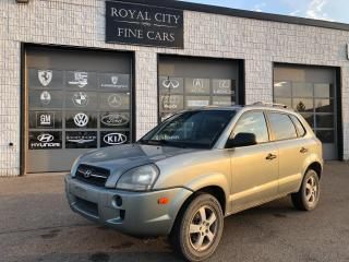 Used 2006 Hyundai Tucson GL 4WD, 5-speed, AS-IS for sale in Guelph, ON