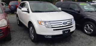 Used 2009 Ford Edge Limited for sale in Black Creek, BC