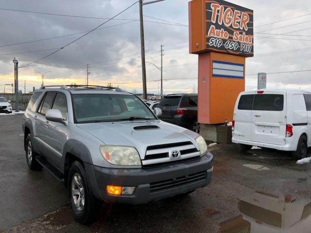 2003 Toyota 4Runner SR5 V6**AUTO**4X4**RUNS GREAT**AS IS SPECIAL