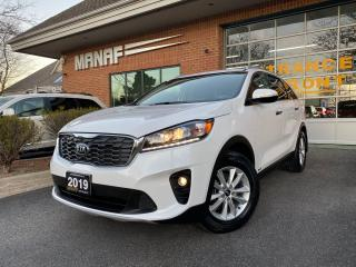 Used 2019 Kia Sorento EX 2.4 AWD 7 Passenger Heated Seats Rear Cam Cert* for sale in Concord, ON