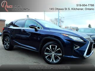 Used 2017 Lexus RX 350 Executive.Navi.360Camera.HUD.BSM.LKA.RadarCruise for sale in Kitchener, ON