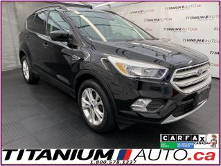 Used 2018 Ford Escape Blind Spot+Pano Roof+4x4+Lane Assist+Radar Cruise for sale in London, ON