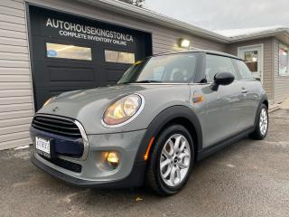 Used 2017 MINI Cooper HARDTOP - ONLY 30,000KMS for sale in Kingston, ON