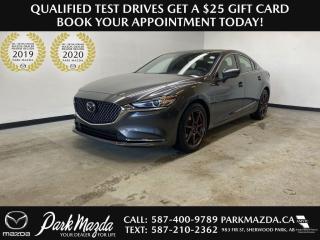 Used 2018 Mazda MAZDA6 SIGNATURE for sale in Sherwood Park, AB