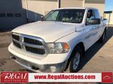 Photo of White 2015 RAM 1500 SLT 4D CREW CAB LWB 4WD 5.7L