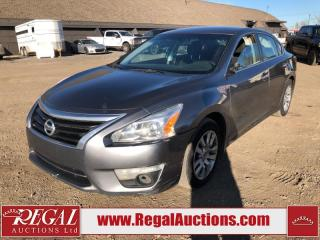 Used 2015 Nissan Altima S 4D Sedan AT 2.5L for sale in Calgary, AB