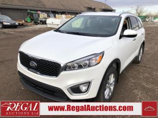 Used 2017 Kia Sorento LX 4D Utility AWD 2.4L for sale in Calgary, AB